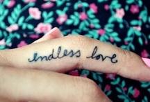 Tattoos / by Simone Howard