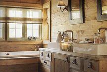 Bathroom ideas / by Rayne Leafe