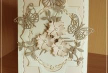 butterfly cards / by Lavinia Dow