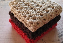 Crocheting projects / by Teresa Liimatainen