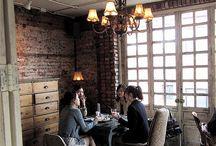 Cafés  / by Jessica Jenkins