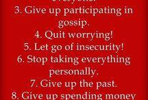 Words of Wisdom / by Katie Malizzio