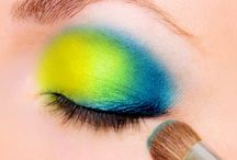 hair/nails/makeup/fashion / by Analua *