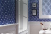 Bathroom Ideas / by Gail Philabaum