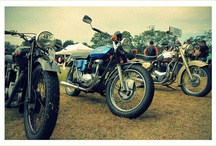 Cars & Motorcycles / by David Hall