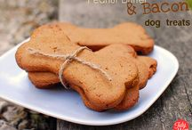 dog treats / by Rhonda Tadin
