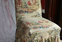 chair slipcovers to make / by Debbie Sandidge