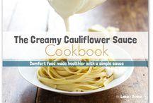 Creamy Cauliflower Sauce / by Pinch of Yum