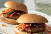 Sandwiches/Burgers/Wraps / by Megan Snow
