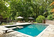 Pool/ patio / by Jason Anderson