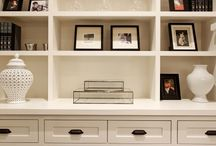 Bookcases / by Shea McGee Design