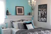 Bedroom ideas / by Carrie Sorrell