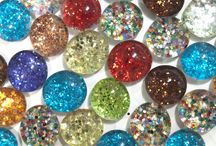 glitter! my favorite color. / by Alli Distler