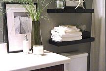 bathroom inspiration / by Kari Plaats