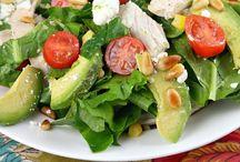 Salad / by Dorothy Slauson
