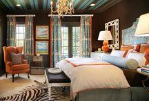 Guest room decor / by Karen Holt