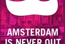 Amsterdam / Everything and anything about Amsterdam, the city of the tulip. / by STA Travel