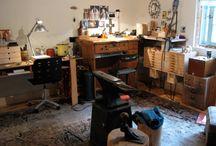 Studio / by Porterness