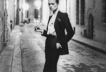 Tuxedo Woman / by Alix