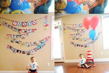 Cam's 1st Birthday / by Stacey Meyer