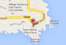 Your romantic #hotel on the #Riviera - Votre hôtel romantique sur la Côte d'Azur / #Hotel Tiara Yaktsa Côte d'Azur. The 5 star romantic hideaway of the French Riviera. Un havre de paix 5 étoiles sur la Côte d'Azur.  / by Hôtel Tiara Yaktsa Côte d'Azur