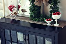 Christmas Decor / by Lindsey Harrison