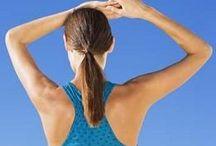 Health - Shoulder Bursitis / by Laurel Johnson