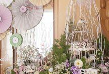 Decoraciones originales para bodas / by Andrómeda Floristería Creativa