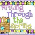 Writing! / by Sandra Matadamas (Sweet Times in First)