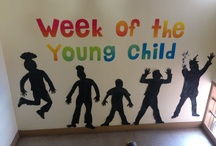 week of the young child / by Theresa Welborn