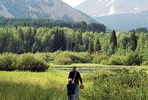 Fishing, fun and fresh mountain air / by Nichola White