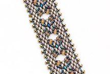 Beading~ Tila, Superduo, & Other Beads / by Elizabeth Finneran