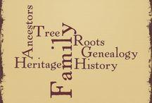 Genealogy  / by Shawna Bates