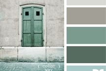 My Dream Home: Colors / by Sunny Townes Stewart