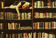 Libraries and Books and Reading, oh My! / by Rebekkah Smith Aldrich