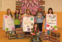 Girl Scout Cookie Booth  / by Margaret Troyer