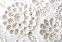 White, Cream & Blush Wedding / by Beth Newell