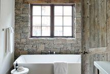 Bathrooms / by Missy Shearer