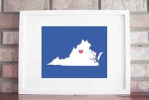 Southern / There's no place like home:::  Images, Places, Recipes & Themes of the South:::  Slight favoritism toward Virginia ;) / by Lindsay B