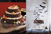 Baking - Halloween Cakes / by Johanna Krebs