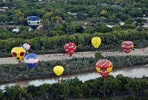 Balloon Fiesta - Albuquerque, NM / by Inn on the Paseo