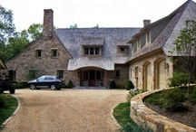 Dream Home / French/English Country Architecture / by Sarah Peyton