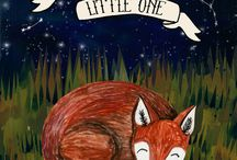 Whimsical Art / art I like - folky, simple, countrified, picture-book inspired / by Shelley Hillman