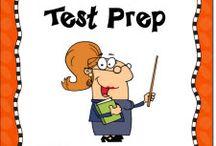 Test prep / by Anna Smith