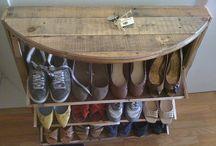 schoenenrek / by Marloes van den Akker-Overeem