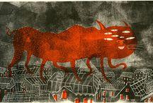 Illustration / by Annalisa Oswald