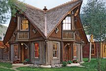 Dream Homes / by Mary Jones