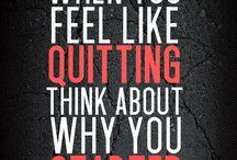 workout- fitness inspiration / by Brigid Houlihan