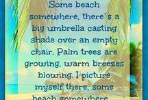 Sun, Sand, and Surf / by Tia Kianna