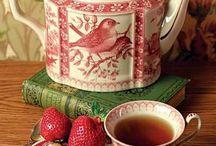 Tea Time / by Patricia Cousins